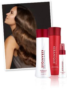 Use Keranique Hair Products To Treat Thinning And Damaged Tresses:  If you are a women dealing with signs of hair loss, you now have help at hand. You can start using Keranique hair products and get back the volume, shine, and buoyancy in your tresses.  This is a reputed hair care company offering a wide range of products to treat, cleanse, condition, and even style thinning and damaged hair in women of all ages and hair types.