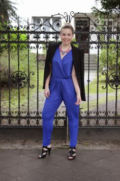 Jumpsuits sind die It-Pieces des Sommers and we love it <3