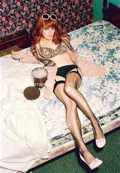 Ok, so with the exception of 'The Next Messiah', Jenny Lewis' newish album Acid Tongue is kinda crappy. Perfect Redhead, Troop Beverly Hills, Jenny Lewis, Ellen Von Unwerth, Good Music, Editorial Fashion, Beautiful Women, Wonder Woman, Glamour