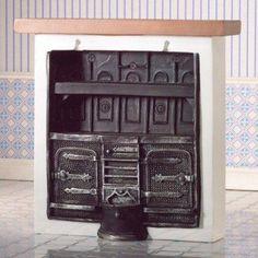 12th Scale Oval wooden wash tub Dolls House Emporium Pokoje i domki dla lalek Wyposażenie i sprzęt kuchenny