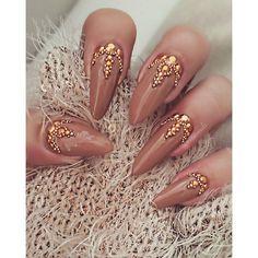 « These Nails are amazing @ninasnails ・・・ #nails »