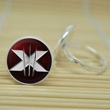 1pcs X-Men jewelry glass Cabochon Adjustable Rings D3324 //Price: $US $2.81 & FREE Shipping //    #capitainamerica #capitãoamerica #marvel #avenger
