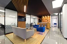 Interior Office Design and Building Refurbishments Projects. Take a look at our interior design projects and upgrade projects completed throughout South Africa