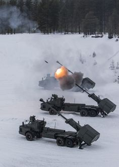 155 mm Archer SPH of Swedish army Army Vehicles, Armored Vehicles, Swedish Armed Forces, Self Propelled Artillery, Swedish Army, Battle Tank, Big Guns, Military Weapons, Military Equipment