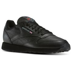 cb4445e63663 Reebok Men s Classic Leather in Black Size 3.5 - Retro Running