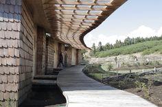 Galería de Centro de Ocio Chiloe / Jonas Retamal + Laura Houssin - 9