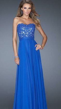 Blue prom dress Blue prom dresses