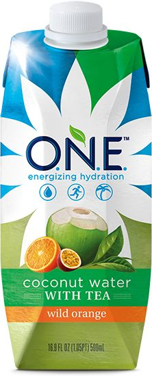 Coconut Water with Tea Wild Orange Pure Coconut Water, Coconut Drinks, Juice 2, Pure Products, Tea, Orange, Teas, Tees