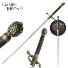 Needle Sword Of Arya Stark Game of Thrones Replica | True Swords