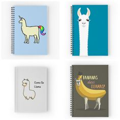Clearly we have a soft spot for hilarious llama-themed notepads! | Cool Mom Picks