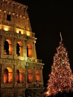 A Roman (Christmas) Holiday? Yes please! Find accommodation here: http://www.accommodation.com/search/rome