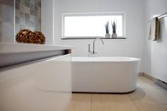 Hammock design handbasin with kaldur tap by rene holten for dutch