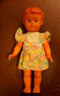jedna z mých prvních panenek - Alenka