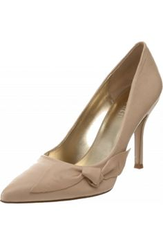 Nine West Shoes -  Nine West Women's Frontal Pump    https://www.facebook.com/pages/The-Resume-Therapist/285356888168193