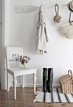 La d coration marine en 50 photos inspirantes style - Decoration bord de mer chic ...
