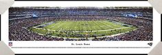 #StLouis #Rams #Edward #Jones #Stadium #NFL #Football #HomeDecor #OfficeDecor #GameRoom #InteriorDesign #Art #Gifts #Missouri #Professionally #Framed #Poster #Picture #ReadytoHang