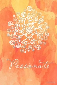 Sacral Chakra - Passionate by CarlyMarie