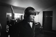 Old line-up: Founding member of the Rolling stones Brian Jones in 1962