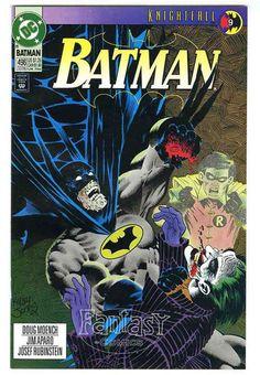 Batman #496 (1993) NM 9.4 DC Comics