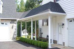 garage attached to house by breezeway   Griffith Enterprises' Services