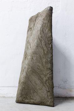 michael dean h (Working Title) 2013 concrete 163 x 70 x 62 cm