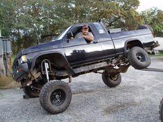 custom front bumper for nissan hardbody - Google Search