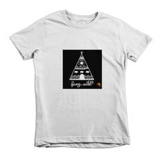 Teepee Young and Wild Fly Tots Short sleeve kids t-shirt