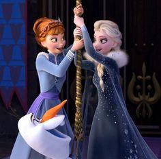 Frozen Disney, Frozen Movie, Olaf Frozen, Disney Magic, Anna Y Elsa, Frozen Elsa And Anna, Disney Renaissance, Disney Princess Party, Disney Family