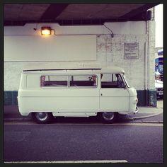 """@somebodyandsons's photo: """"Vintage Camper"""" Camper, Wheels, Van, Good Things, Vintage, Instagram, Caravan, Campers, Motorhome"""