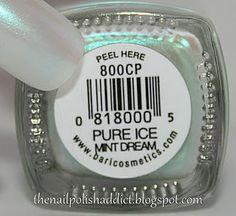 The Nail Polish Addict: Pure Ice Mint Dream
