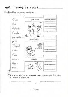 comprensió lectora per cicle inicial - Cerca amb Google