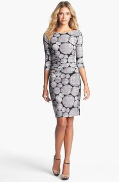KAMALIKULTURE Print Sheath Dress available at #Nordstrom