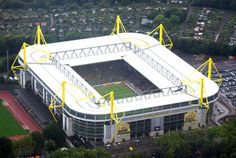 (Soccer) Westfalenstadion, Dortmund