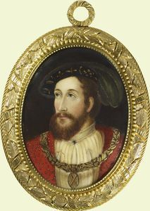 1512 April 10 – 14 December 1542) James V, King of Scotland James V, father of Mary Queen of Scots, was the only surviving son of James IV and Margaret Tudor and was born on or around 10th April, 1512 at the Palace of Linlithgow in West Lothian. He became King in 1513 at 17 months old on the death of his father in battle against the English on Flodden field.