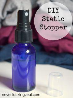 DIY Static Stopper @neverlackzeal
