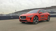 2019 Jaguar I Pace First Drive Review