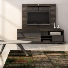 8900 Series by Huppe Tv Wall Panel, Luxury Furniture, Furniture Design, Modern Wall Units, Modern Tv, Modular Walls, Bespoke Design, Home Furnishings, The Unit