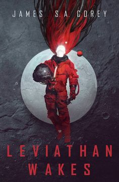 Cover art by Piotr Cieśliński for the Polish edition of 'Leviathan Wakes', book 1 of 'The Expanse' series by James SA Corey (aka Daniel Abraham and Ty Franck), published by MAG Publishing Pop Culture Art, Geek Culture, The Expanse Novels, Cover Art, Leviathan Wakes, See You Space Cowboy, Cool Posters, Science Fiction, Concept Art