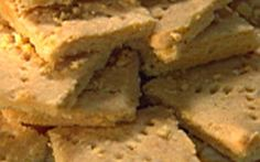 Savoury cheddar shortbread Recipe by Paula Deen : Food Network UK