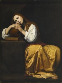 Mary Magdalene on Pinterest | Mary Magdalene, Caravaggio and El Greco