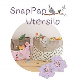 Freebook SnapPap Utensilo