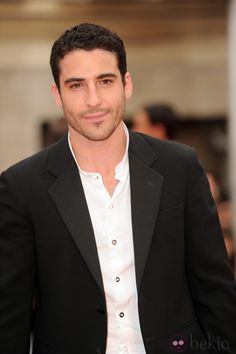 HBD Miguel Angel Silvestre April 6th 1982: age 33