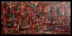 Andrea Peceli (1960) Bióloga - Master en Genética, fascinada desde muy pequeña por la creación en general y por las Artes Visuales en particular.