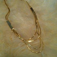 I just discovered this while shopping on Poshmark: New Accent Necklace. Check it out!  Size: OS
