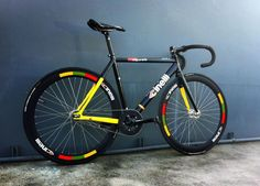 Cinelli Vigorelli 2013 (Italo 79 Black style wheels)