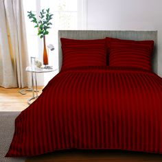Best Bedding Sets For Couples Code: 5546612177 Purple Bedding, Striped Bedding, Cotton Bedding, Linen Bedding, Bed Linens, Bed Sheets Online, Bedding Sets Online, Best Bedding Sets, Luxury Bedding Sets