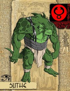 Slithe | Community Post: What If The Thundercats Came From Ancient Japan