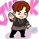 Jun K - fanart [cr. as tagged]