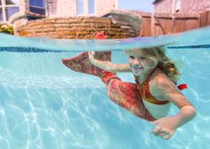 Fin Fun Mermaid Tail in Caribbean Sunset Affordable and Swimmable Fin Fun Mermaid Tails, Ballerina Dancing, Lace Leggings, Skate Wear, Girl Costumes, Dance Wear, Leotards, Caribbean, Bathing Suits