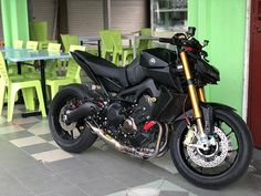 Ninja Bike, Yamaha Mt07, Roronoa Zoro, Super Bikes, Chopper, Motorcycles, Lovers, Mens Fashion, Cars